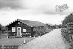 Marchants Hill Camp c.1955, Hindhead
