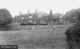Hindhead, Military Hospital 1916