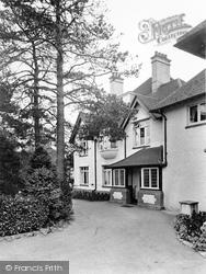 Hindhead, Nutcombe Height 1930