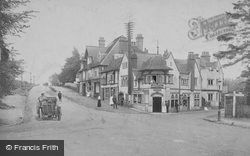 Hindhead, Post Office 1909