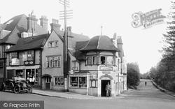Hindhead, Post Office 1923