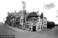 Hindhead, Post Office 1924