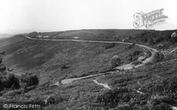The Devil's Punchbowl 1918, Hindhead