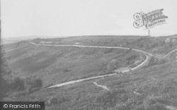 Hindhead, The Devil's Punchbowl 1918