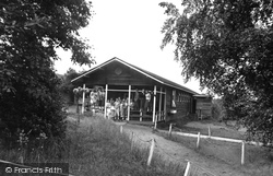 "Hindhead, ""The Gibbet"" Dormitory, Marchants Hill Camp c.1955"