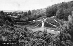 The Golf Links, 5th Green And 6th Tee 1913, Hindhead