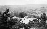 Hindhead, the Sailors Stone and Devils Punch Bowl 1914