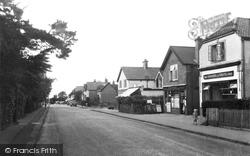 The Village, Beacon Hill c.1960, Hindhead