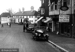Hindhead, The Violet Tea Rooms 1923