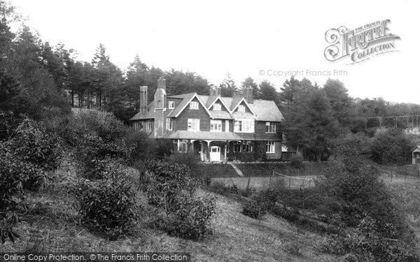 Hindhead, 'Undershaw' 1908