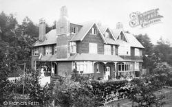 Undershaw, Home Of Sir Arthur Conan Doyle 1899, Hindhead