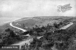 Winding Road 1906, Hindhead