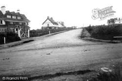 Hindhead, Wood Road 1909