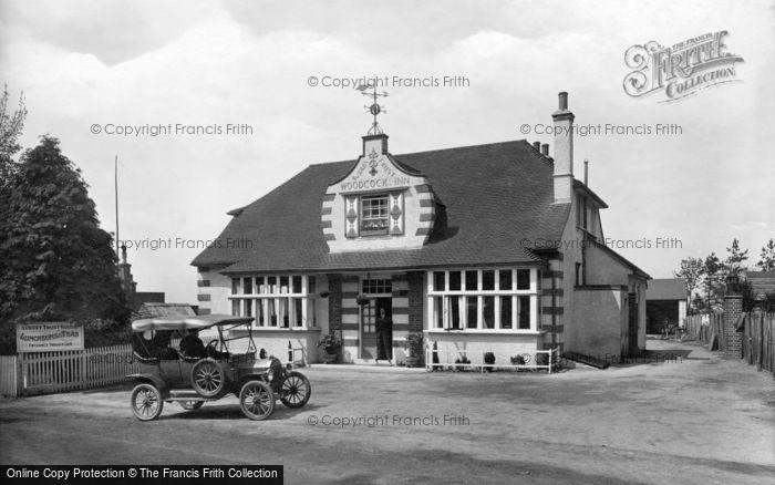 Hindhead, Woodcock Inn 1922