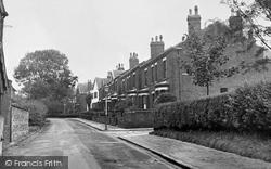 Hall Lane c.1950, Hindley
