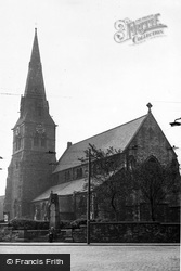 St Peter's Church 1950, Hindley