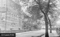 The Grammar School c.1950, Hindley