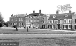 Hingham, Market Place c.1955