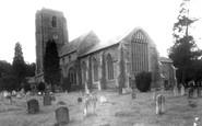 Hingham, The Church c1955