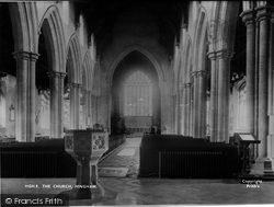 Hingham, The Church c.1955