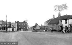 Hingham, The Market Place c.1955