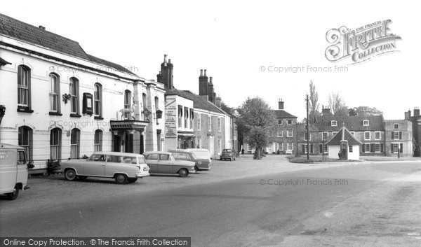 Photo of Hingham, The Market Place c.1955