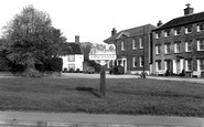 Hingham, the Market Place c1955
