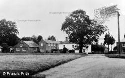 Hingham, The Village Green c.1955