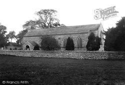 Hipswell, Church Of St John The Evangelist 1913