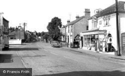Histon, High Street c.1965