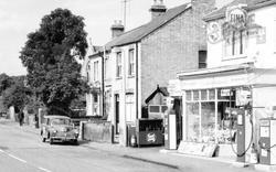 High Street, Village Shop c.1965, Histon