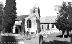 Histon, St Andrew's Church c.1965