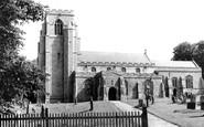 Hitcham, the Church c1960