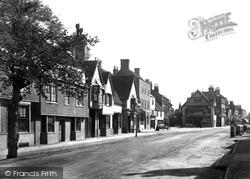 Bancroft 1901, Hitchin