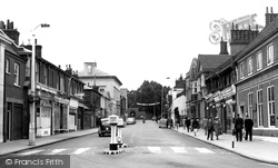 Brand Street c.1955, Hitchin