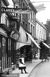 Clare's Cigar Stores 1901, Hitchin