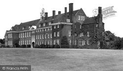 Girls Grammar School c.1955, Hitchin