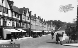 Hitchin, Hemitage Road 1929