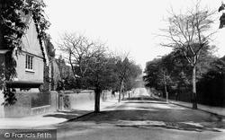 Hermitage Road 1901, Hitchin