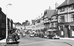 Hermitage Road 1956, Hitchin