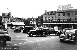 Market Place c.1940, Hitchin