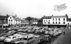 Market Place c.1965, Hitchin