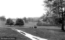 Priory Park 1901, Hitchin