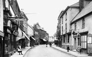 Hitchin, Sun Street 1901