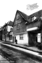 The Coopers Arms 1903, Hitchin