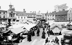 The Market 1901, Hitchin