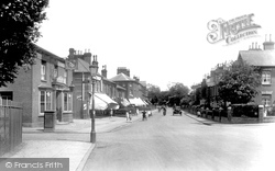Walsworth Road 1922, Hitchin