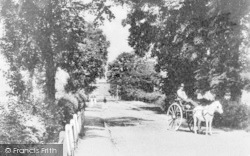 Hither Green Lane c.1880, Hither Green