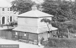 Jape's Cottage, Hither Green Lane c.1890, Hither Green