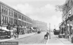 Springbank Road c.1905, Hither Green